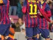 Barcelona Celta Vigo Vivo, Liga BBVA