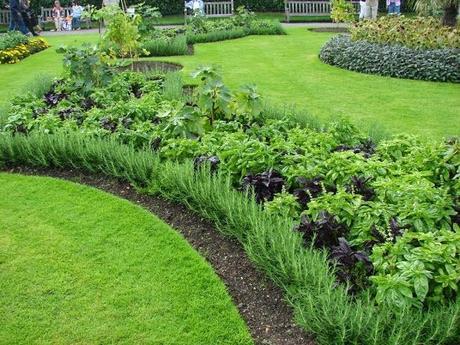 Cuando el jard n imita al huerto paperblog for Hacer un huerto en el jardin