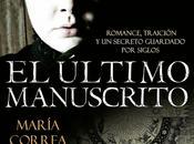Último Manuscrito María Correa Luna