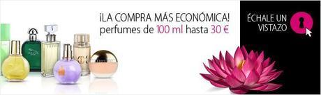 Perfumes de marcas reconocidas de 100 ml  a precios bajos, no por más de 30 EUR