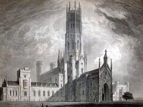 William Beckford, Fonthill Abbey y su novela «Vathek»