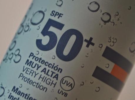 Fotoprotector transparent spray wet skin de ISDIN !!!!