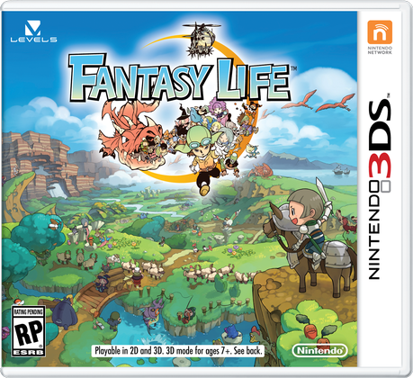 Review: Fantasy Life [Nintendo 3DS]