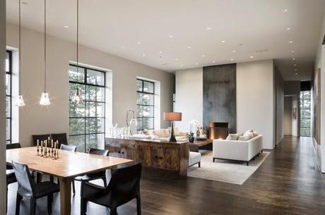 Casa moderna en portland paperblog for Casas minimalistas modernas interiores