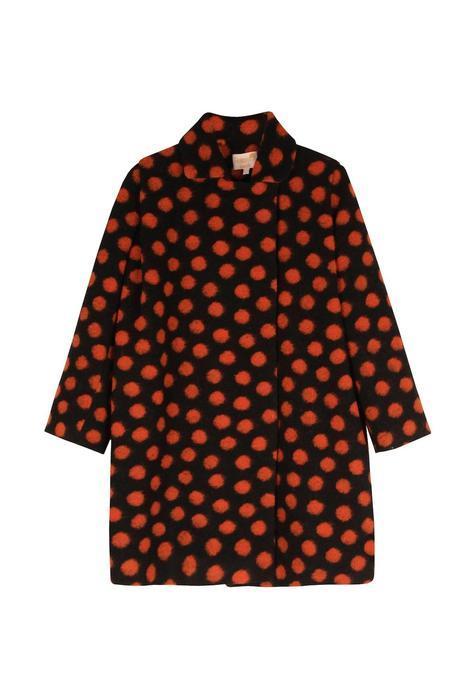 Con topos naranjas, de Dolores Promesas.