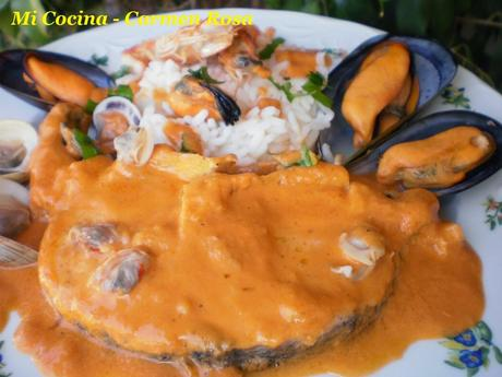 Lomos de merluza de pincho en salsa de crust ceos paperblog - Cocinar lomos de merluza ...