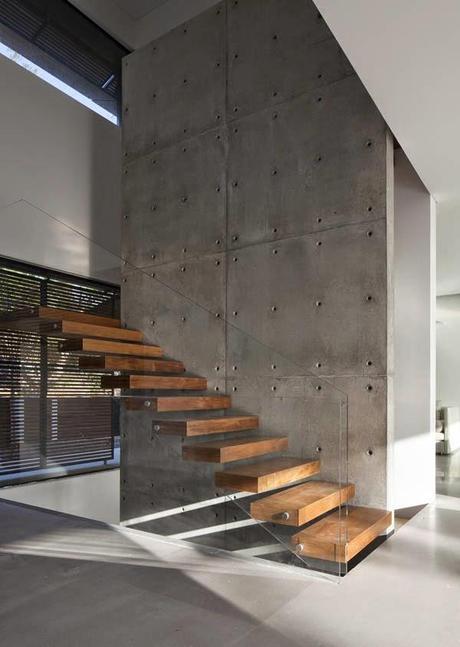 Propuesta de escaleras modernas paperblog - Escaleras de interior modernas ...