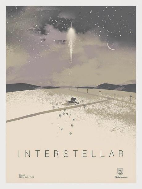 Nuevo Póster IMAX De Interstellar