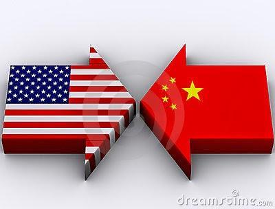 China vs EE.UU : Oro o disparos