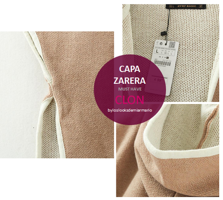 Capa de Capucha Zara VS Capa de Capucha Aliexpress