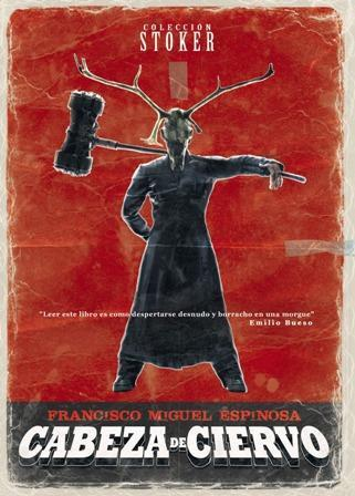 Cabeza de ciervo (Francisco Miguel Espinosa)