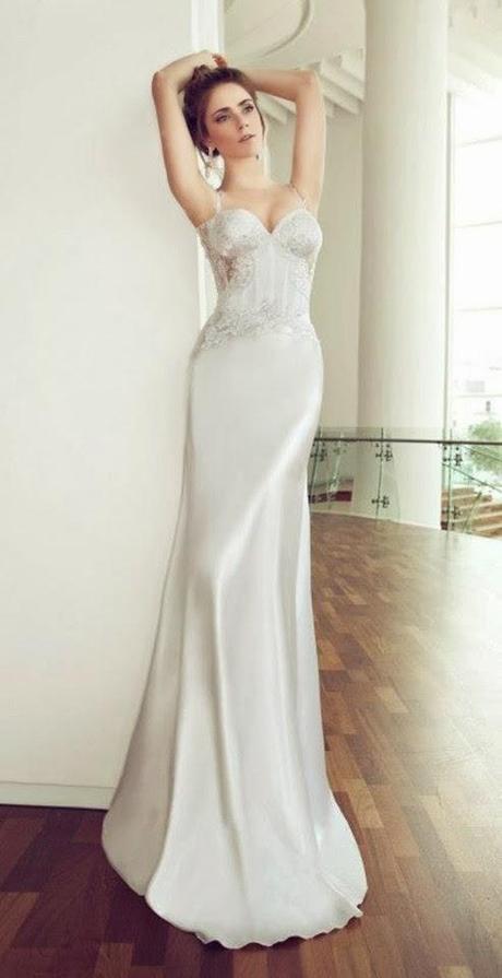 Vestido elegante de boda