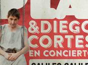 Concierto albert diego cortés madrid, sala galileo galilei, noviembre