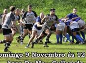 Horarios octava jornada rugby nacional, divisiones honor