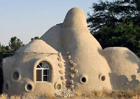 Casas orgánicas.