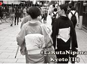 ruta nipona: kyoto (ii) madera húmeda, anocheceres azules