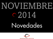 Novedades Ediciones Urano Mexico Noviembre