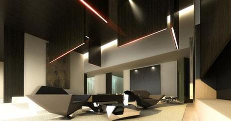 Reanudada la obra de una vivienda a cero en madrid ii - Interiorismo salones ...