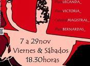 RUTAlcalá: Visitas teatrales guiadas Noches Juan Tenorio Alcalá Henares 2mil14. Cartel conmemorativo rutas BlogTURISTAlcalá.