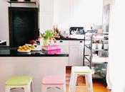 Trucos para poner color cocina