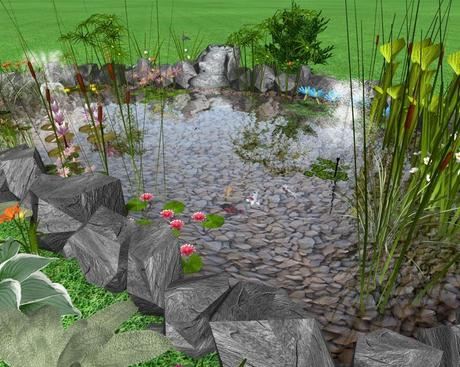 Landscape 3design el programa de dise o 3d definitivo for Programa diseno de jardines