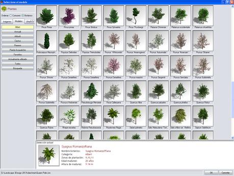 Landscape 3design el programa de dise o 3d definitivo for Programa diseno jardines