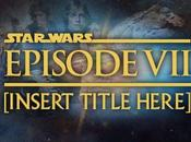 Revelado Titulo Oficial Star Wars: Episode