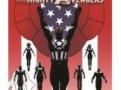 Primer vistazo Captain America Mighty Avengers