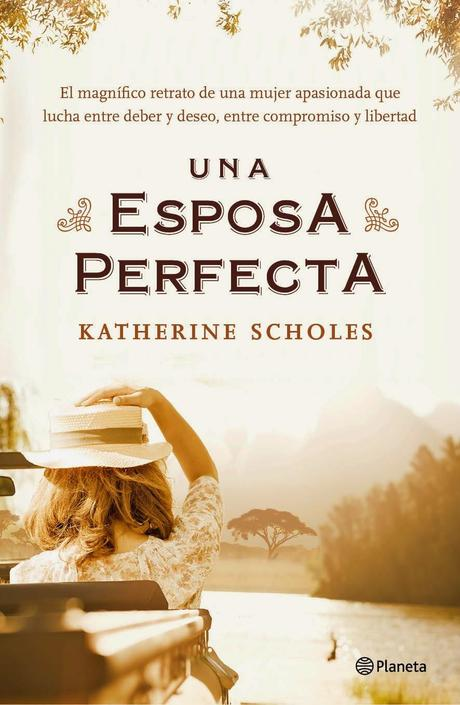 Reseña: Una esposa perfecta de Katherine Scholes