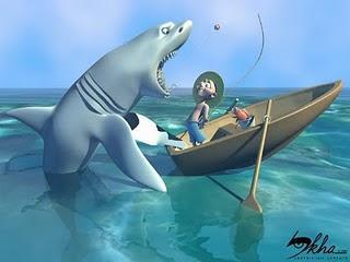 Mala tarde de pesca
