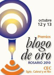 Premios Blogo de Oro – Mejor Blog de Tecnología