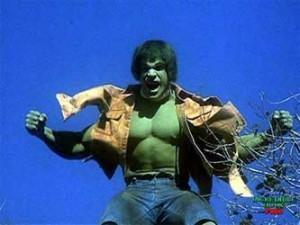 Hulk se acerca a la TV