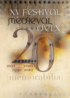 Elche. XV Festival Medieval d'Elx y Romería de San Crispín 2010