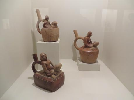 Museo Larco: Erotismo y Sexo Mitico Prehispanico