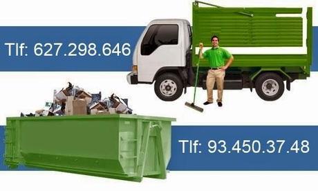 Porque es vital limpiar peri dicamente nuestra vivienda de basura y objetos antiguos paperblog - Vaciado de pisos barcelona ...