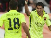 Barcelona impone Almería