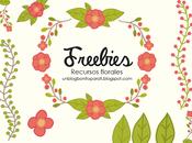 Freebies: Recursos Florales