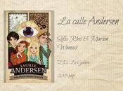Calle Andersen Sofía Rhei Marian Womack