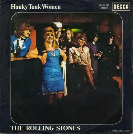 El single de los lunes: Honky Tonk Women (The Rolling Stones)