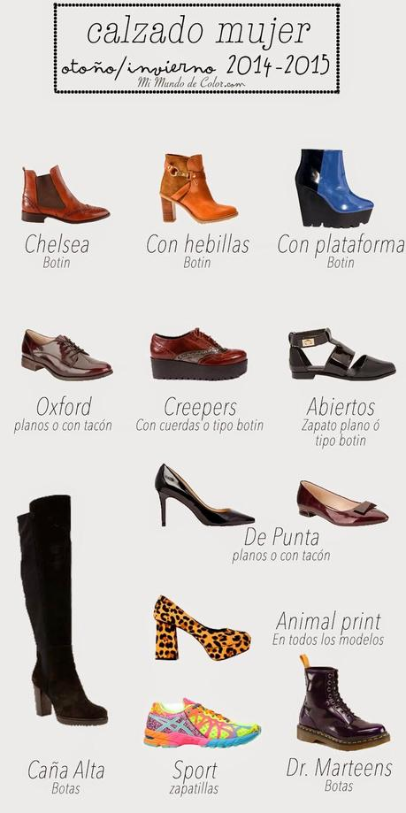 shoes autumn winter fashion 2014 women