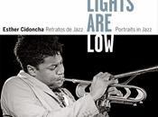 Esther Cidoncha Retratos Jazz