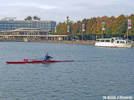Lago-Maschsee-Hannover