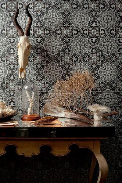 Una tendencia decorar con astas de animales o cuernos  Paperblog