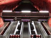 increíbles estaciones tren metro Europa