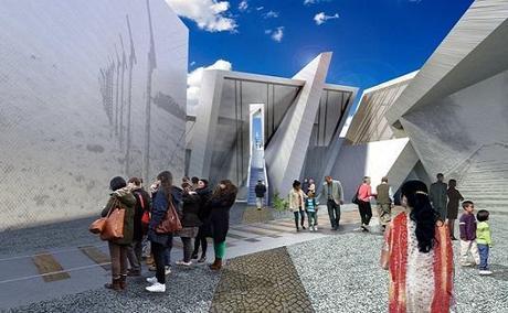 Ottawa Holocaust Monument TECNNE