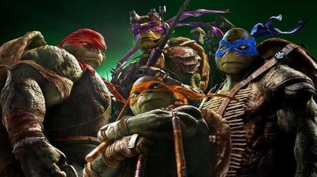 Fotograma: Las Tortugas Ninja (2014)