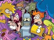 ¡Entre Frozen, Futurama, Simpson Bang Theory anda cosa!