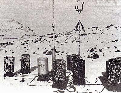 Kurt, la olvidada estación meteorológica nazi