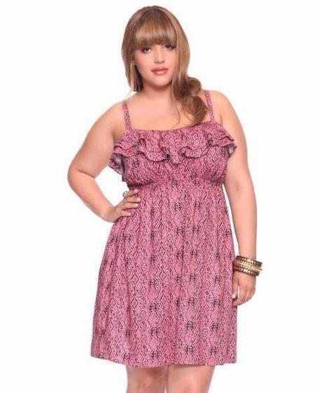 69818f5de Vestidos casuales para gorditas jóvenes - Paperblog