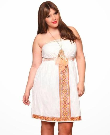 d59733f51 Vestidos casuales para gorditas jóvenes - Paperblog